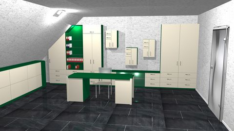 Cabinet Control Pro - Perfect 3D room planning with cabinet generator